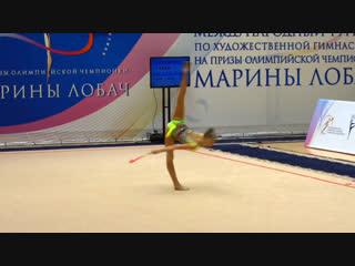 Софья Никеева — Булавы 17.950, Финал