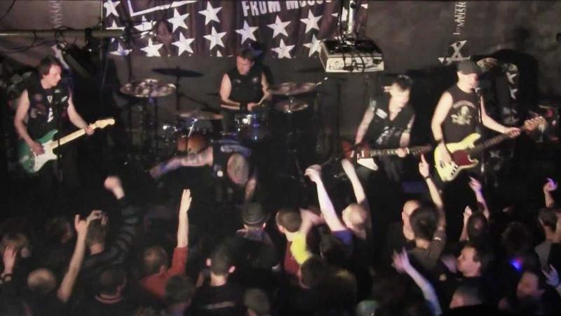 Тараканы! «Бог и полиция» live at А1club (Смоленск, 02.03.2013)