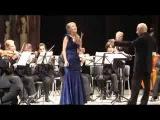 Delibes  Les filles de Cadix  Zyablitskaya V. (Виктория Зяблицкая) Dir  V  Spivakov