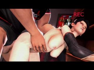 vk.com/watchgirls Rule34 Dead or Alive Momiji 3D porn