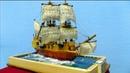 Корабль из спичек El orgullo de Cintra Гордость Цинтры