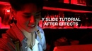 After effects y slide tutorial