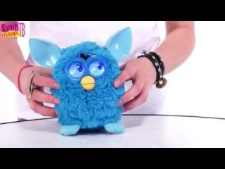 Полный обзор Furby Ферби) на Русском языке + обзор приложения для iPhone