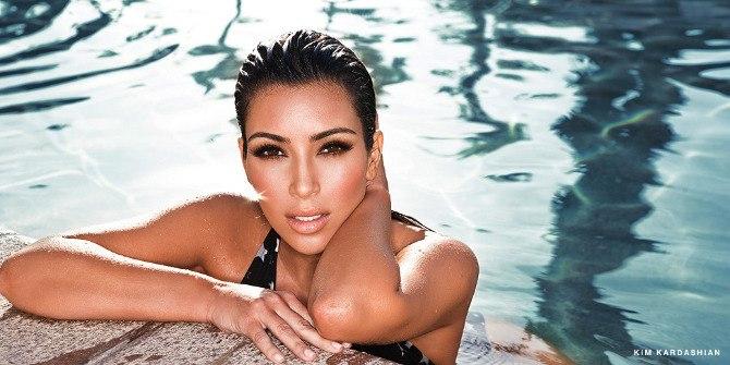 Макияж Ким Кардашян. Любимый хайлайтер Ким Кардашян - High Beam от Benefit Cosmetics