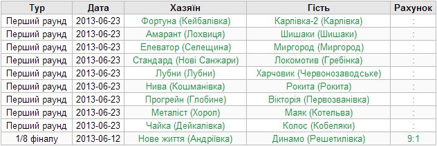 Ігри ліги