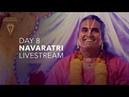 Navaratri 2018 live at Shree Peetha Nilaya - Day 8 Mahagauri Devi