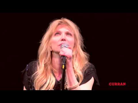 Courtney Love sings PJ Harvey's To Bring You My Love