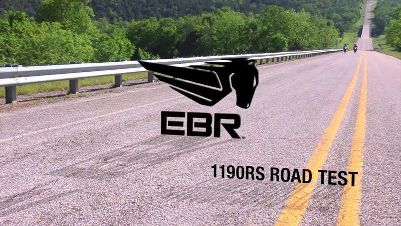 EBR 1190RS - Pro rider discussion