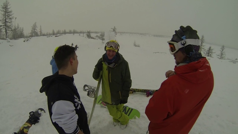 Сноуборд-парк Мелеста 2012
