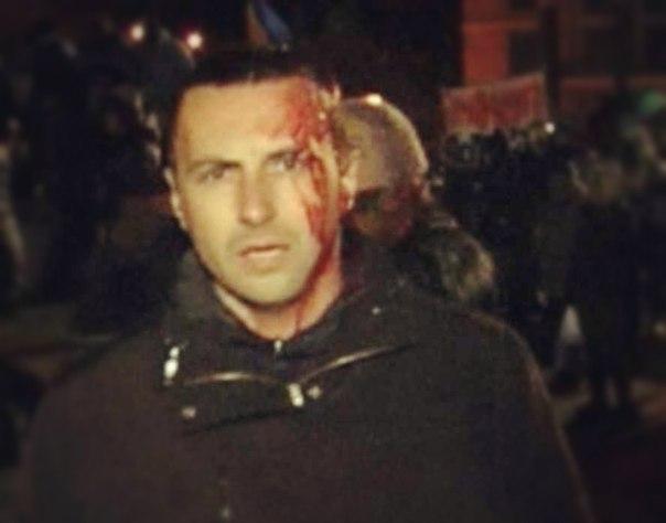 ЕвроМайдан против Януковича
