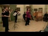 217 J.Ch. Altnickol? - Gedenke, Herr, wie es uns gehet BWV 217 [Apocryphal Bach Cantata] - Ensemble Bach Consort