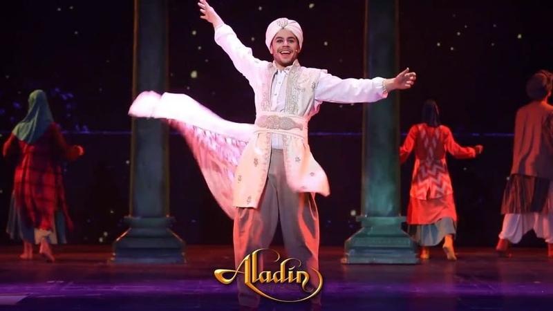 """Aladin El Show on Instagram: """"¡A CANTAR! 🎤🎶 Desde hoy todos los dias soñamos fuerte en el Teatro Gran Rex. ¿Te sumás? SeraGenial 🧞♂ Conseguí tus ..."""