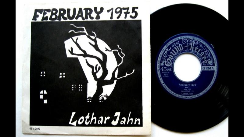 Tongues and Eyes (1976) - Lothar Jahn
