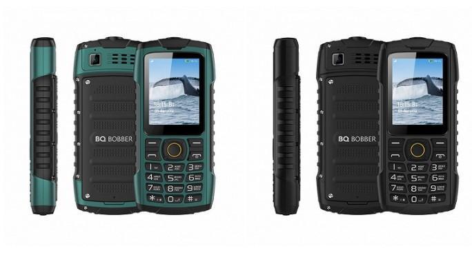 В России представили телефон-поплавок BQ-2439 Bobber