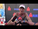 Post Race with Kimberly Schwabenbauer, 3rd Pro Woman, 2013 Ironman Texas