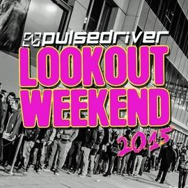Pulsedriver альбом Lookout Weekend 2015