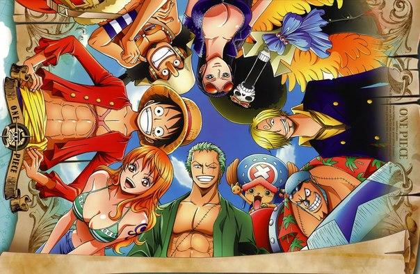 One Piece 1-68