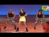 Taleesa - Let Me Be (Live Concert 90s Exclusive Techno-Eurodance 1995)