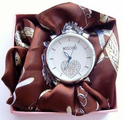 Ремешок для часов из платка