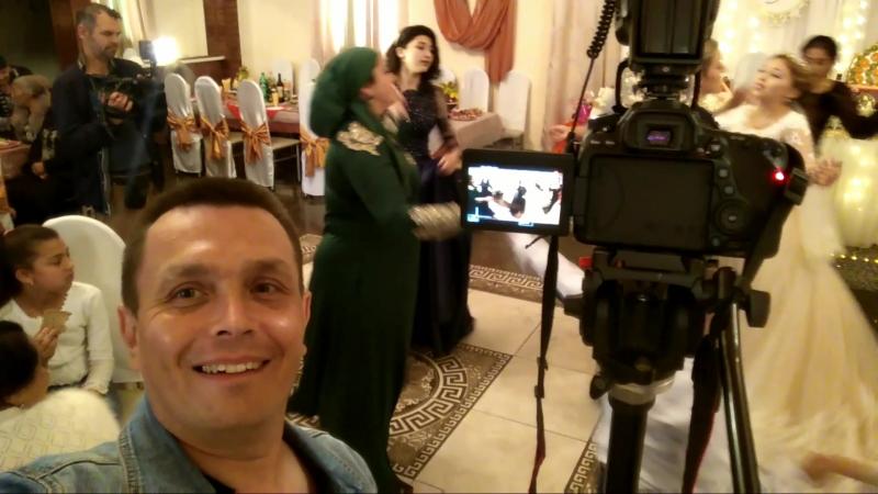 25 сентября 2018 снимаю цыганскую свадьбу Алёны и Лёши 150чел г. Кострома
