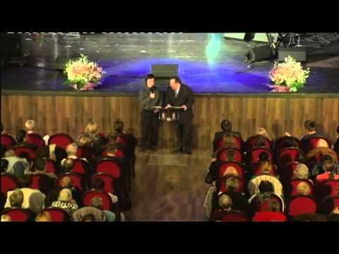 Богослужение 12.11.2012-2 Dr. Ed Dufresne