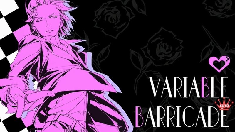 PS Vita 「VARIABLE BARRICADE」プレイムービー:大我面接