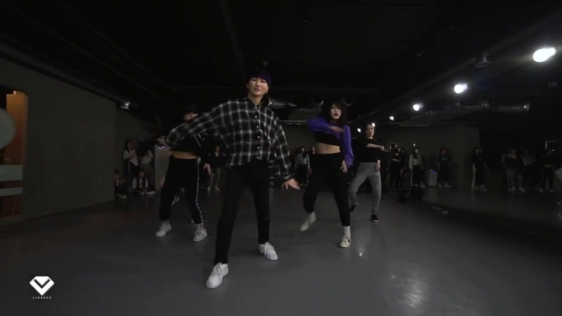 Rihanna - Rude Boy Dance Girlish Class Choreography.Single Lady by LJ DANCE (online-video-cutter.com)