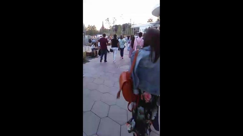 парк зарадье