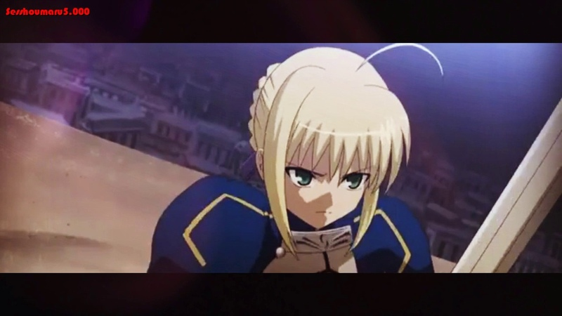 {S5}Fate Stay Night AMV-His World