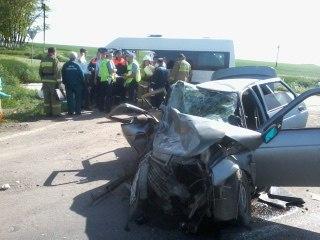ДТП на трассе Ростов-Таганрог