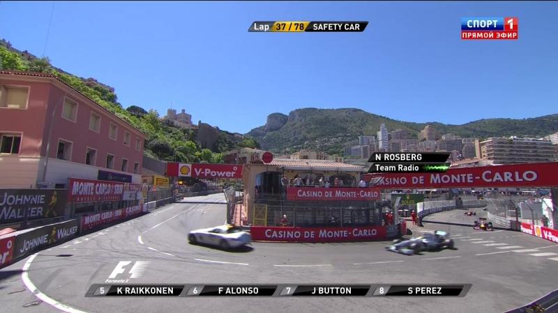 26.05.2013 Формула1 6 этап Монте-Карло, Монако