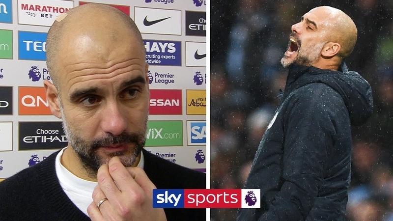 Pep Guardiola reacts to 3-2 DEFEAT to Crystal Palace!