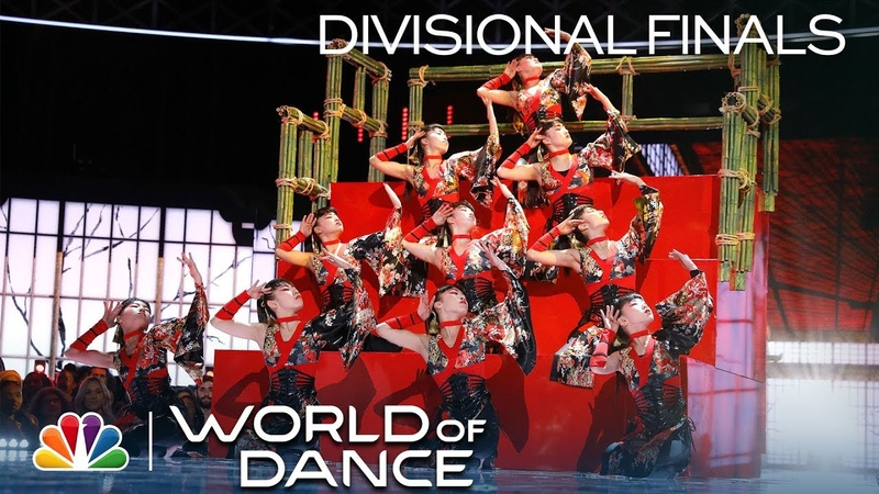 Fabulous Sisters Slay Miley Cyrus Wrecking Ball - World of Dance 2018 (Full Performance)