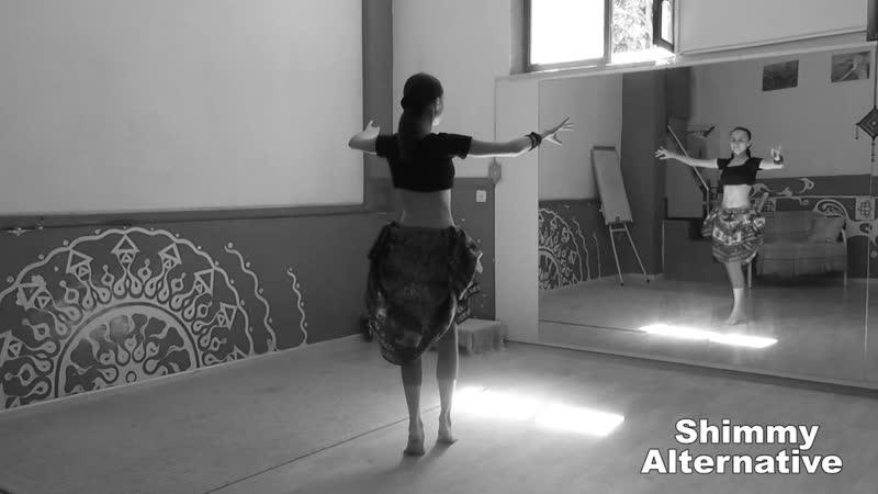 Fast Moves Shimmy Alternative Levels Трайбл словарь @ dance vocabulary