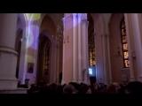 музыка Pink Floyd в католическом Соборе