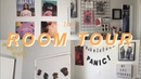 Aesthetic/fandom room tour 2018