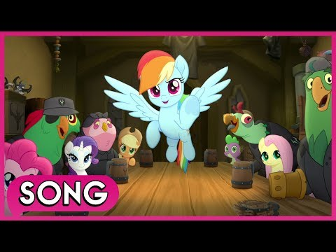 Time To Be Awesome (Song) - My Little Pony The Movie [HD]