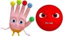 Smiley Finger Family Learn Emotions For Kids VeeJee Surprise Eggs Finger Family Series