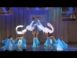Oriental show Amira stars headed by Natalia Amira Kuzmina