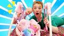 Peppa Pig auf Deutsch - Peppa Wutz und Baby Born - Annabelles Schaukelstuhl