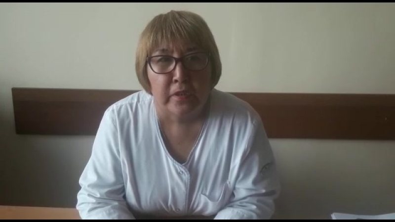 Жаңаарқа аудандық орталық аурухана директорының орынбасары Ақыбаева Оразкүл Әбдікенқызы