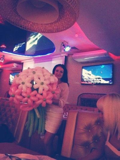 Анастасия Комарова, Москва, id5400148