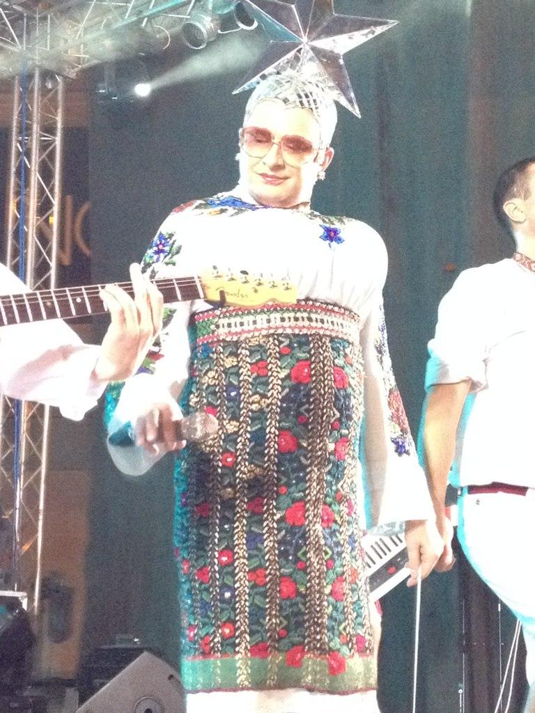 Верка Сердючка в Одессе City Center