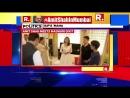 Встреча в доме Мадхури и Рама, с президентом партии BJP (Партия Бхаратия Джаната. Одна из ведущих партий Индии) Амитом Шахом.