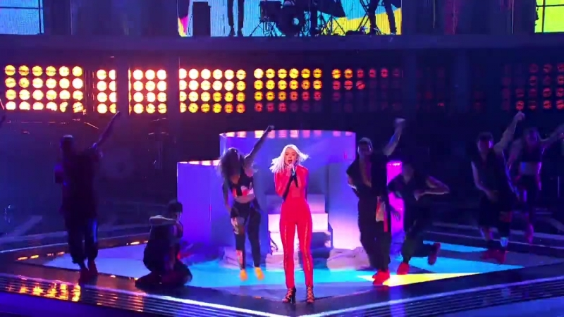 Zara Larsson - Lush Life/Girls Like (Live on The Voice UK 2016) ft. Tinie Tempah