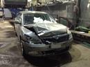 Наши работы по Skoda Octavia : Кузовной ремонт по передней панели. Покраска передних крыльев, капота, переднего бампера.