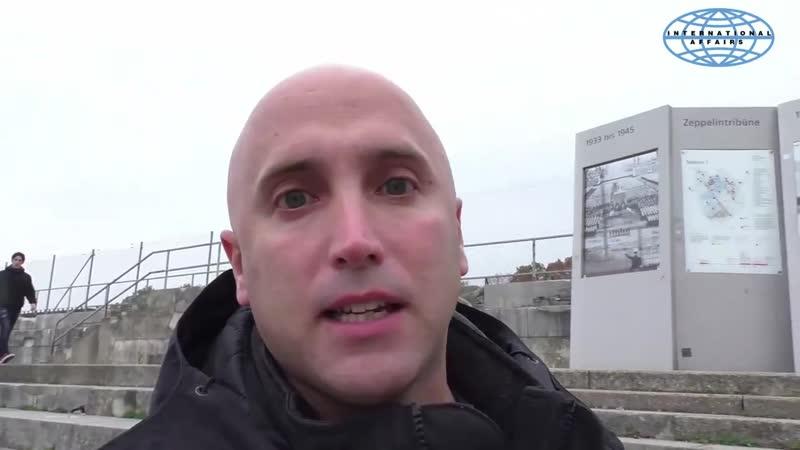 Грэм Филлипс: на Украине копируют действия немецких нацистов.