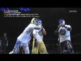 FUJITA, MAZADA, NOSAWA Rongai (c) vs. Alejandro, Andy Wu, El Hijo del Pantera (WRESTLE-1 - Pro-Wrestling Love 2018 in Yokohama)