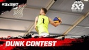 Dunk Contest Mixtape | FIBA 3x3 World Tour 2018 - Hyderabad Masters