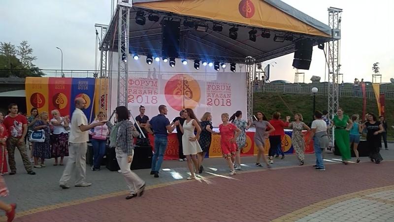 Тарантелла Танцы народов мира